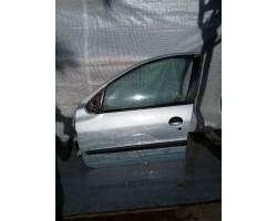 PORTIERA ANTERIORE SINISTRA PEUGEOT 206 1° Serie Benzina  (2003) RICAMBI USATI