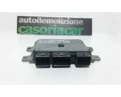 Centralina motore NISSAN Micra 7° Serie