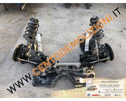 Musata completa + kit Radiatori + kit Airbag FIAT 500 L Trekking/Cross Serie