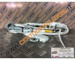520023110 AIRBAG A TENDINA LATERALE PASSEGGERO FIAT 500 L Trekking/Cross Serie 1300 Diesel...