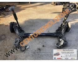 Assale posteriore FIAT 500 L Trekking/Cross Serie