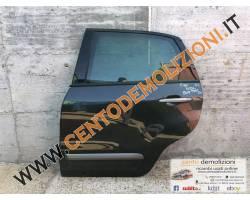 Portiera Posteriore Sinistra FIAT 500 L Trekking/Cross Serie