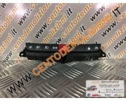 Pulsantiera Centrale FIAT 500 L Trekking/Cross Serie