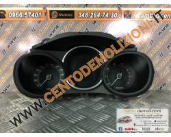 Quadro Strumenti FIAT 500 L Trekking/Cross Serie