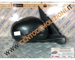 Specchietto Retrovisore Destro FIAT 500 L Trekking/Cross Serie
