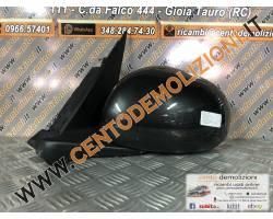 Specchietto Retrovisore Sinistro FIAT 500 L Trekking/Cross Serie