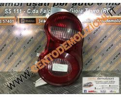 A4518200264 STOP FANALE POSTERIORE DESTRO PASSEGGERO SMART Fortwo Coupé 3° Serie 1000 Be...
