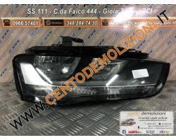 Faro anteriore Destro Passeggero AUDI A4 Berlina 5° Serie