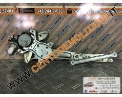 83530-63J00 MOTORINO ALZAVETRO ANTERIORE SINISTRO SUZUKI SX4 1° Serie 1600 Diesel   Km  (...