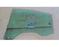VETRO SCENDENTE POSTERIORE DESTRO MERCEDES CLS W219 3000 Diesel  (2007) RICAMBI USATI