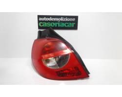 STOP FANALE POSTERIORE SINISTRO LATO GUIDA RENAULT Clio Serie Benzina  (2005) RICAMBI USATI