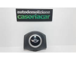 676036601 AIRBAG VOLANTE MINI Cooper 1°  Serie 1600 Benzina  (2000) RICAMBI USATI