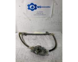 114132 ALZAVETRO MANUALE POST DX PASSEGGERO RENAULT Scenic 2° Serie 1600 Benzina  RICAMBI USATI