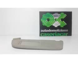 Parasole aletta anteriore Lato Guida OPEL Corsa C 3P 1° Serie