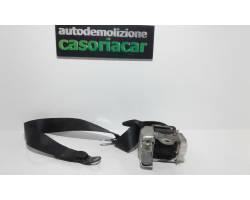 Cintura di Sicurezza anteriore Sinistra con pretensionatore TOYOTA Aygo 1° Serie