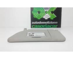 Parasole aletta anteriore Lato Guida PEUGEOT 1007 1° Serie