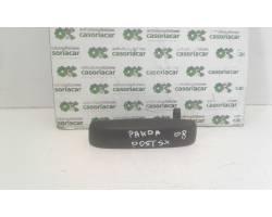 Maniglia esterna Posteriore Sinistra FIAT Panda 2° Serie