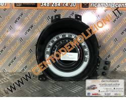 Quadro Strumenti FIAT 500 1° Serie