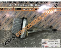 Radiatore stufa FIAT 500 1° Serie