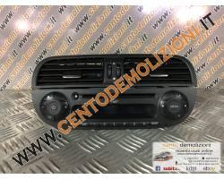 Autoradio FIAT 500 1° Serie