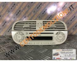 Autoradio MP3 FIAT 500 1° Serie
