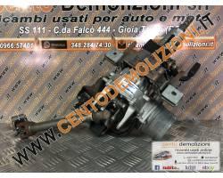 City completo FIAT 500 L 1°  Serie