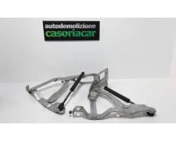 Cerniere cofano anteriore dx e sx AUDI TT 1° Serie