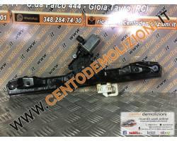 Motorino Alzavetro anteriore destra FIAT Panda 3° Serie