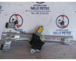Motorino Alzavetro anteriore destra OPEL Karl Serie