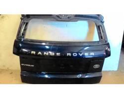 Portellone Posteriore LAND ROVER Range Rover Evoque 1° Serie