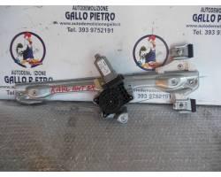 Motorino Alzavetro anteriore Sinistro OPEL Karl Serie