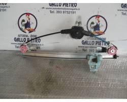 Alzavetro manuale post DX passeggero LANCIA Ypsilon 4° Serie