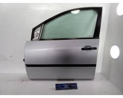 PORTIERA ANTERIORE SINISTRA FORD Fiesta 4° Serie Benzina  (2003) RICAMBI USATI