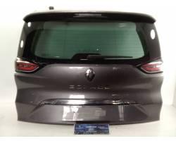 PORTELLONE POSTERIORE RENAULT Espace 5° Serie Benzina  (2017) RICAMBI USATI
