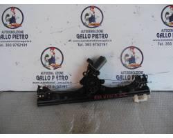 Motorino Alzavetro anteriore destra FIAT 500 1° Serie