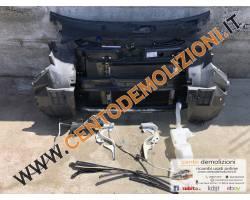 Musata completa + kit Radiatori FIAT 500 1° Serie