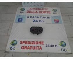 Comandi Clima FIAT Multipla 2° Serie