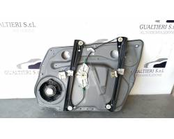 Meccanismo alza vetro Ant. SX MERCEDES Classe A W169 3° Serie