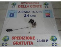 Serratura Anteriore Destra CITROEN C1 1° Serie