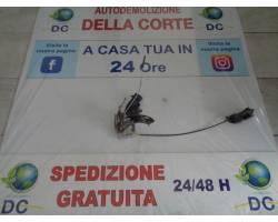 Serratura Anteriore Sinistra CITROEN C1 1° Serie