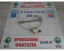 Cremagliera anteriore sinistra Guida NISSAN Micra 4° Serie