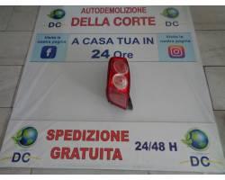 Stop fanale Posteriore sinistro lato Guida NISSAN Micra 4° Serie
