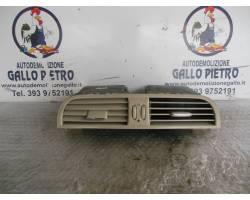 Bocchette Aria Cruscotto FIAT 500 1° Serie