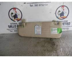 Parasole aletta anteriore Lato Guida FIAT 500 1° Serie