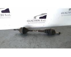 Semialbero anteriore SX guida CITROEN C3 1° Serie