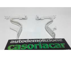 Cerniere cofano anteriore dx e sx FIAT 500 Cabrio