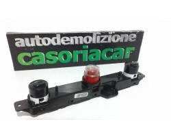 Pulsante luci di emergenza FIAT 500 Cabrio