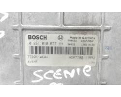 Centralina motore RENAULT Scenic 2° Serie