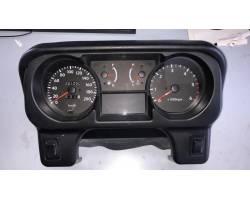 QUADRO STRUMENTI HYUNDAI Galloper 1° Serie 2500 Diesel b4dh 74 Kw  (2000) RICAMBI USATI
