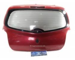 PORTELLONE POSTERIORE RENAULT Twingo 4° Serie Benzina  (2009) RICAMBI USATI